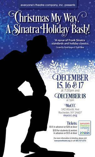 "Open Auditions for ""Christmas My Way,  A Sinatra Holiday Bash"""